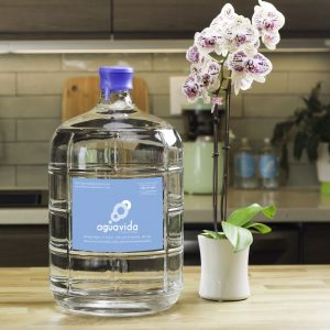 3 gallon glass bottle